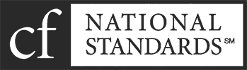 CF National Standards Logo
